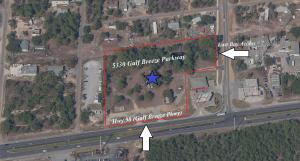 gulf breeze commercial lot for sale