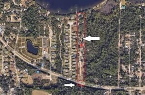 gulf breeze lot for sale