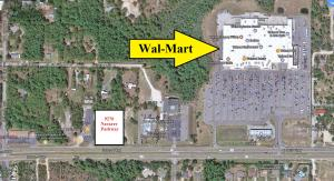 navarre commercial lot for sale